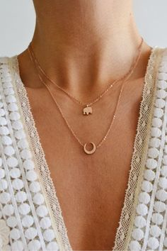 Crescent Necklace | STYLEADDICT.COM.AU