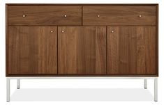 Delano Modern Cabinet - Cabinets & Armoires - Modern Dining Room & Kitchen Furniture - Room & Board