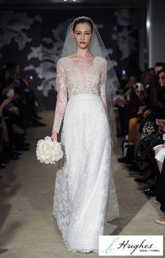 2412ea205 Carolina Herrera | Claudette Bridal Dresses, Wedding Dresses For Sale,  Couture Dresses, Designer
