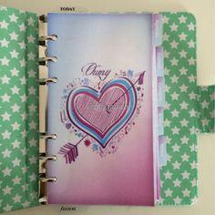 #planner #dashboard #violetta