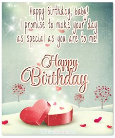 15 Special Love Birthday Messages For Girlfriend Pinterest