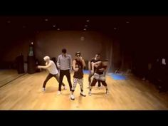 ▶ Big Bang - Monster- mirrored Dance Practice - YouTube