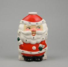 Vintage Holt Howard Santa Claus Planter 1961 by AuntHattiesAttic