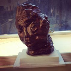 Head Sculpture. 2012.