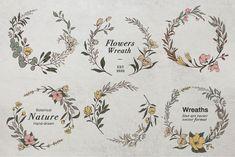 Botanical Illustration Black And White, Vintage Flowers, Romantic Flowers, Clipart Vintage, Nature Vector, Hand Drawn Flowers, Line Illustration, Botanical Flowers, Love Drawings