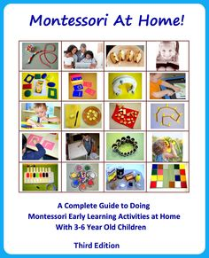 The complete eBook guide to doing Montessori at home.