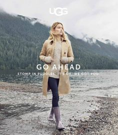 Go Ahead: Stomp in Puddles Purple Hues, Verbena, Color Of The Year, Uggs, High Fashion, Winter Jackets, Feminine, Paint, Collection