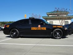 georgia state patrol | Georgia State Patrol Dodge Charger | Flickr - Photo Sharing!