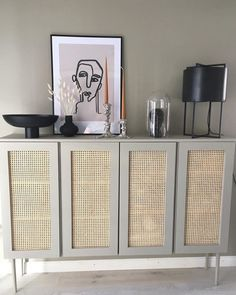 Discover recipes, home ideas, style inspiration and other ideas to try. Furniture Makeover, Diy Furniture, Hacks Ikea, Ivar Ikea Hack, Ikea Sideboard Hack, Ikea Hack Storage, Home Living Room, Living Room Decor, Luxury Homes Interior