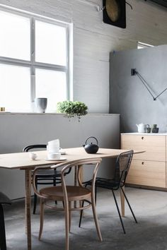 my scandinavian home: Workspace inspiration: A Norwegian design studio Ask og Eng. Photo: Avenue Design Studio.