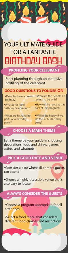 Throwing a birthday party, surprise or not, is quite a tedious task to do. Birthday Bash, Birthday Celebration, Questions To Ponder, Task To Do, Catering Services, Keep In Mind, News Blog, How To Plan, Party