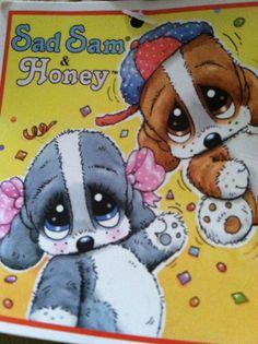 Sad Sam and Honey