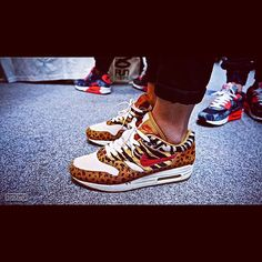 ded90fa9d33 Air max 1 Animal Atmos at sneakerevent 5th edition