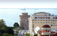 Thessalonica, the White Tower.