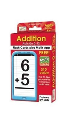 Addition 0-12 Flash Cards by Alex A. Lluch Paperback Book (English)  http://searchpromocodes.club/addition-0-12-flash-cards-by-alex-a-lluch-paperback-book-english-8/