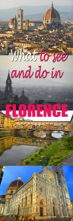 A 3 Day Florence travel itinerary (Italy). Our highlight including must see attractions, a food tour that we loved, and the best views in Florence. Florence is an absolutely incredible city. European Vacation, Italy Vacation, European Travel, Italy Travel, Italy Trip, Tours Of Italy, Voyage Florence, Voyage Rome, Florence In A Day