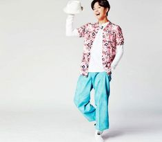 Park Bo Gum's Colorful Outfits on 'Infinity Challenge' Raises Eyebrows | Koogle TV