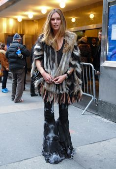 Erin Wasson is so pretty! And I love her style - and she looks like Jennnnnnayyyy