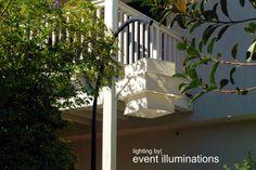 event lighting | colony palms hotel