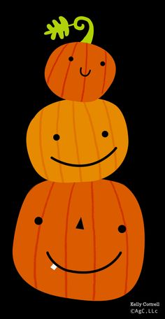 Kawaii Halloween, Halloween Mono, Cute Halloween, Holidays Halloween, Halloween Crafts, Halloween Decorations, Halloween Season, Halloween Halloween, Vintage Halloween