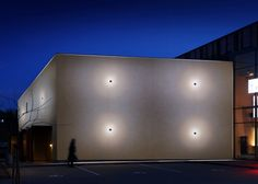 iGuzzini Trick exterior application. www.ladgroup.com.au