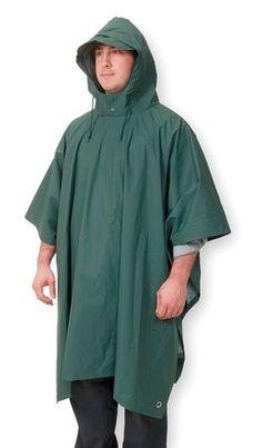 Enjoy the weather when it rains with green Rain Poncho. Its Unisex, so men and women both can make their rainy days colourful and enjoyable with this rainwear. Rain Rain Come Again, Rain Days, Cool Suits, Suits You, Rain Poncho, Rain Wear, Bag Storage, Raincoat, Green