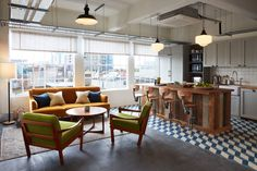Soho House opens Soho Works in Shoreditch, London   http://www.yellowtrace.com.au/coworking-spaces/