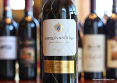 BULK BUY! The Reverse Wine Snob: Marques de Vitoria Gran Reserva 2004 - Fabulously Delicious. Another winning wine from Rioja! http://www.reversewinesnob.com/2013/11/marques-de-vitoria-gran-reserva.html