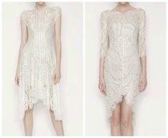 Short Lace Wedding Dresses | Lover