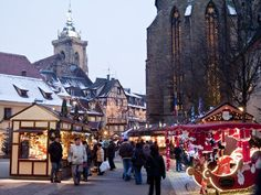 11 of the best Christmas markets in Europe © Colmar Tourist Office/Flickr