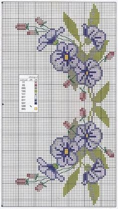 This type of photo is truly a formidable style principle. Cross Stitch Letters, Cross Stitch Bookmarks, Cross Stitch Borders, Cross Stitch Rose, Cross Stitch Flowers, Cross Stitch Charts, Cross Stitch Designs, Cross Stitching, Cross Stitch Embroidery