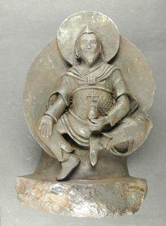 l'homme de fer bouddhiste