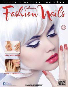 Fascículo 54 de Colección Fashion Nails