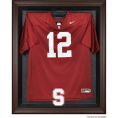 Stanford Cardinal Fanatics Authentic Brown Framed Logo Jersey Display Case - $199.99