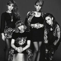 2NE1 Music |  Online Music Streaming