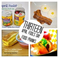13 April Fools Day pranks (via @thecraftblog ) My husband gets me every year! Not this time.