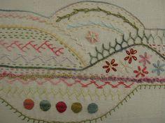 Patchwork Allsorts: TAST Stitches