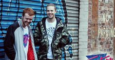 GLASWEGIANS Jamie McKinlay and Ross Lawrie have revived the popular trends from the '80s and '90s into slick garments that stand out in today's marketplace.