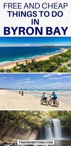 On a tight budget in #ByronBay #Australia Then check out this list of the best #free and #cheap things to do in Byron Bay. #byronbaybestbits #byranbayattractions #byronbaysights #australiasights #australiahighlights #byronbayhighlights #australiatravel #thingstodo #bestofaustralia #australiaguides #australiatips #byronbaytips #byronbayguides | Places to visit in Australia | Top tips for Australia | What to do in Byron Bay | #visitaustralia #cheaptravel