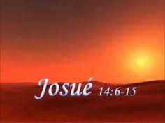 JOSUÉ 14:6-15