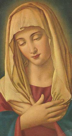 Our Sweetness and Our Hope, pray for us who have recourse to thee!
