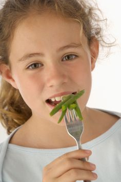 Entice your children with veggies.