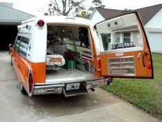 '73 Cadillac Ambulance-Lifeliner