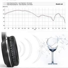 Original Bluedio H+ Wireless Bluetooth Headphones for Computer Headset Mobile Phone PC Telephone Bludio with Microphone Headband