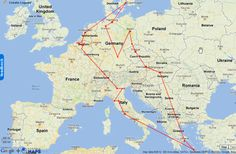 Solo Travel in Europe / Travel by yourself/ Woman travels alone to Europe