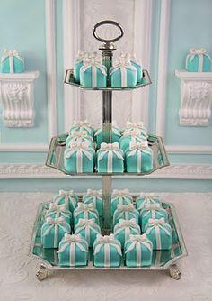 Tiffany's Mini Cakes