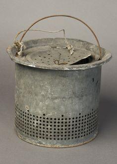METAL Minnow Bucket