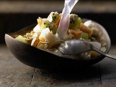 Exotisches Müsli - mit tropischen Früchten - smarter - Kalorien: 282 Kcal - Zeit: 10 Min.   eatsmarter.de