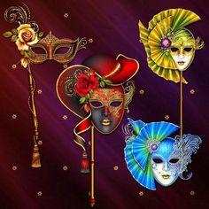 "Barnali Bagchi ~ ""Moonbeam's Masquerade"" ~ moonbeam1212."