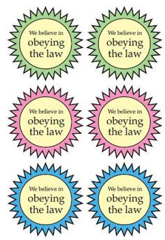 why is obeying the law important